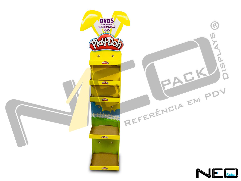 display de papelão expositor site_neopack_display de chao_playdooh2