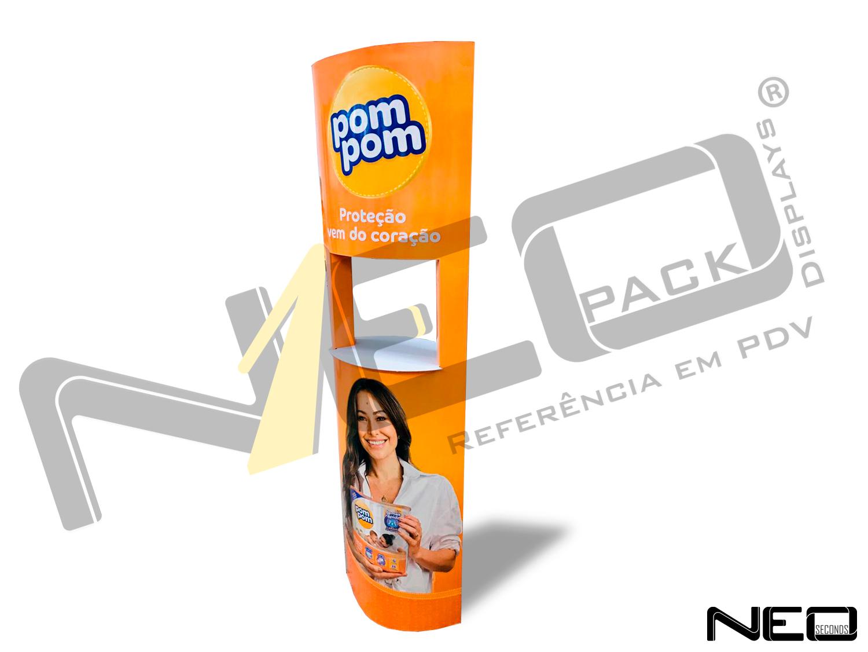 display de papelão expositor site_neopack_produtos_displays_totem_pompom