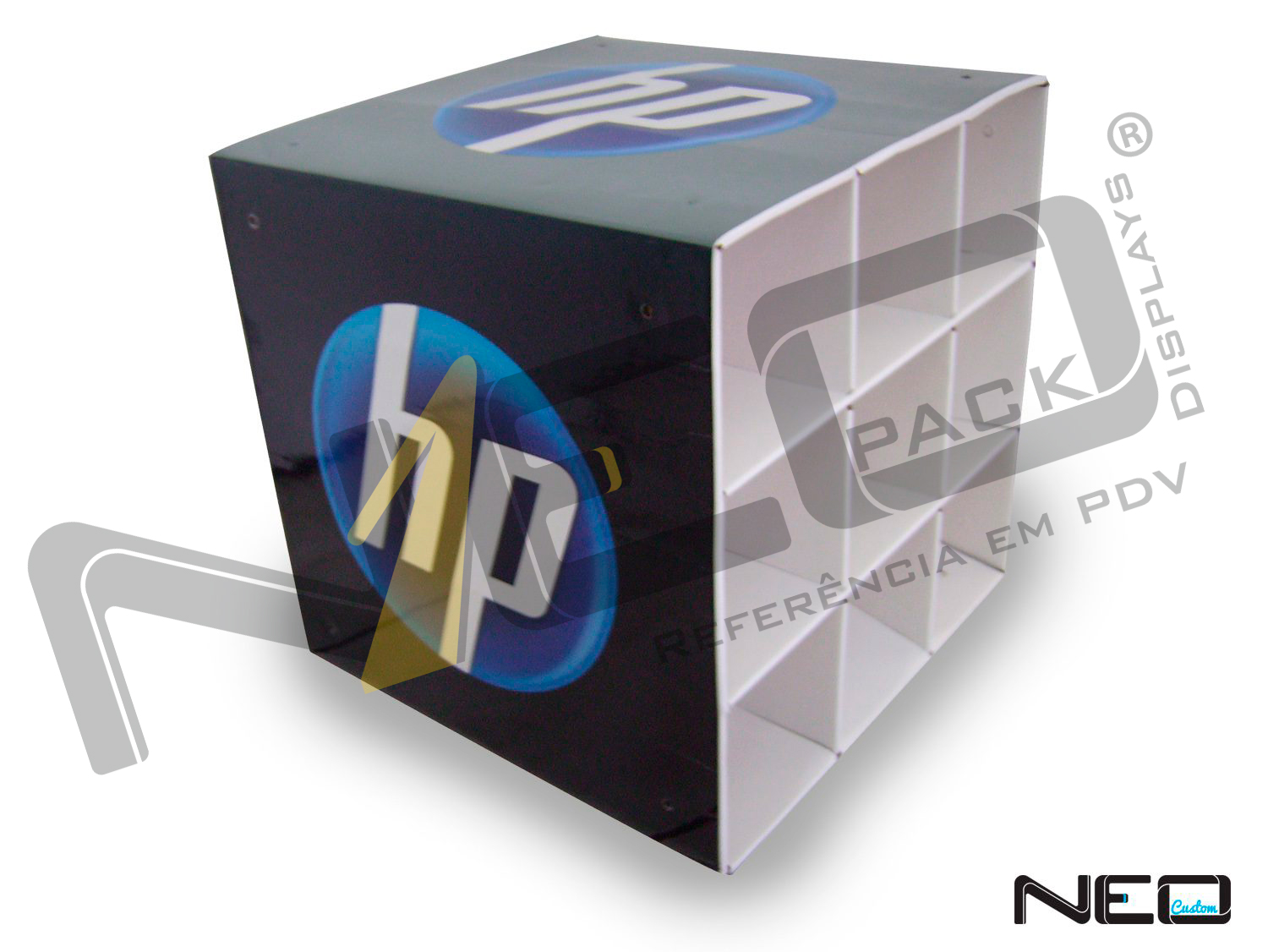 You are currently viewing DISPLAY CUBO NICHOS HP