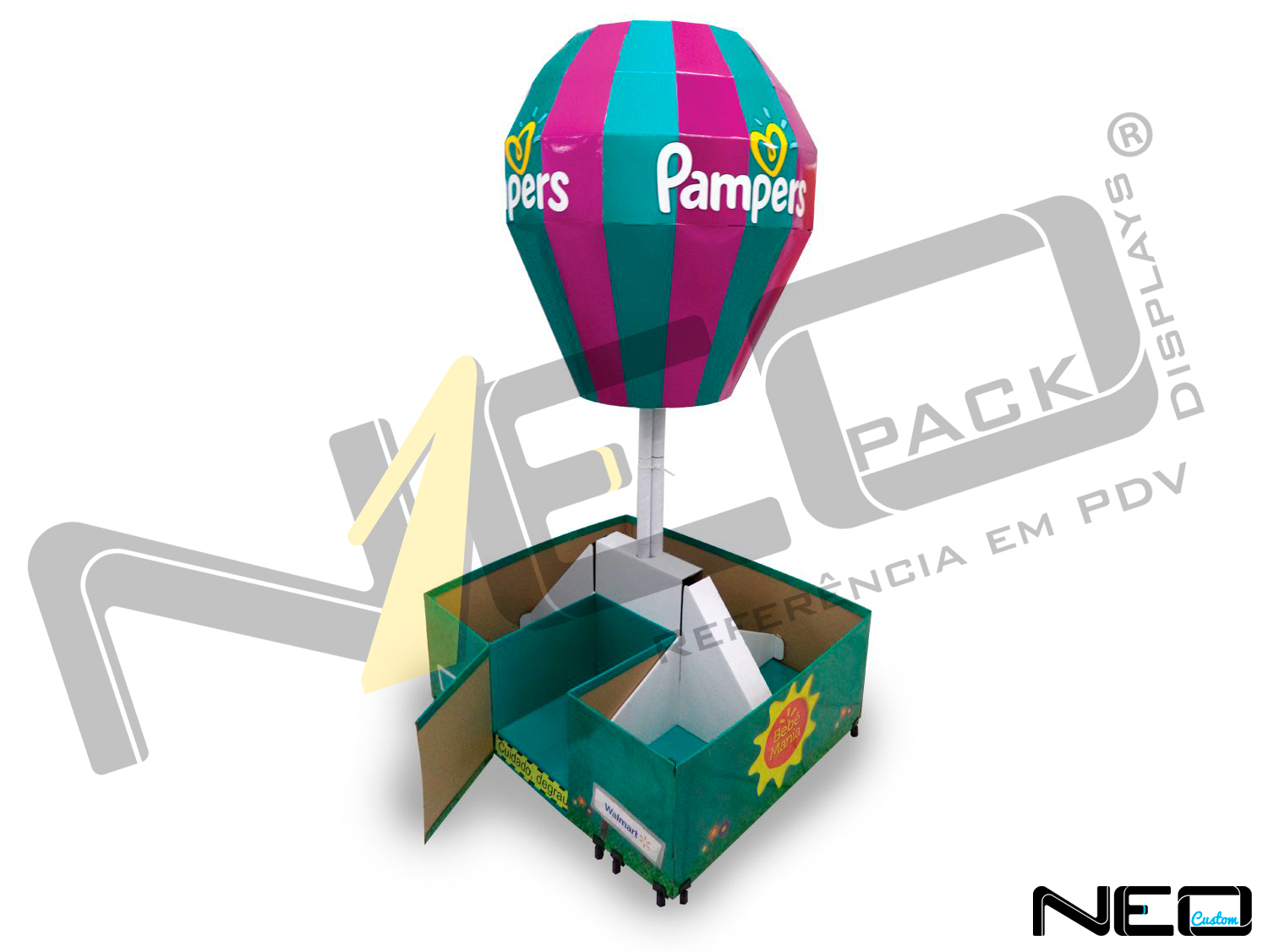 You are currently viewing PROJETO ESPECIAL BALÃO PAMPERS