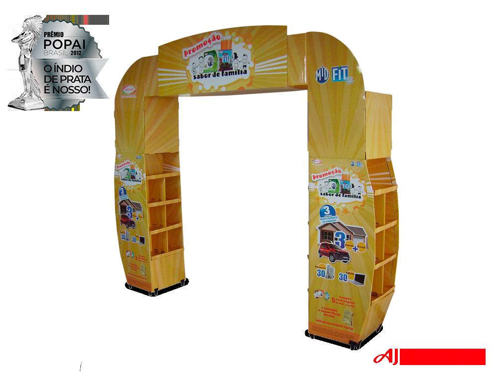 display de papelão expositor premio_popai_neopack_display_portal_ajinomoto_prata_2012